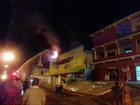 Incêndio atinge loja no município de Manacapuru, no Amazonas