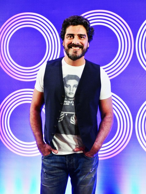 Junno Andrade (Foto: TV Globo/Estevam Avellar)