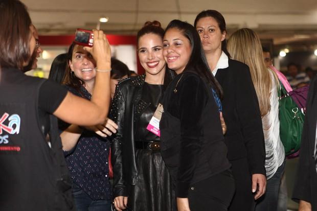 fbcb80422 Wanessa participa da Expo Abióptica, em São Paulo (SP) ~ Wanessa Brazil