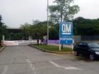 Operários da GM fazem paralisação na fábrica de São José dos Campos