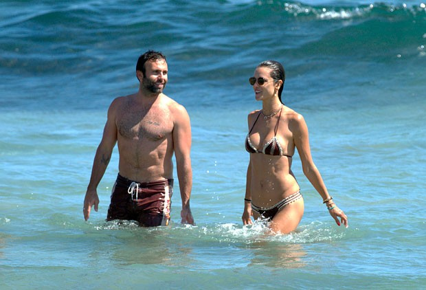 Jamie Mazur e Alessandra Ambrosio (Foto: The Grosby Group)