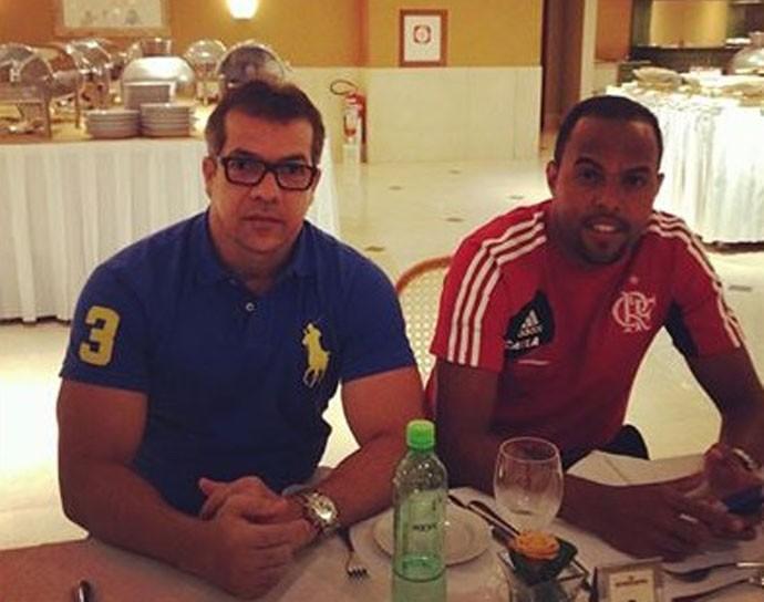 alecsandro Flamengo  (Foto: Reprodução / Instagram)