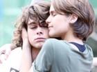 Isabella Santoni compartilha foto com Rafael Vitti: 'Carinho define'