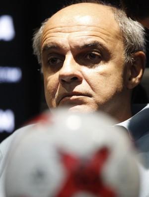 Presidente do Flamengo Eduardo Bandeira de Mello (Foto: Agência Estado)