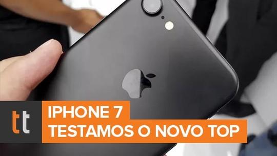 Sete coisas que o iPhone 7 tem e o Samsung Galaxy S7 não