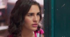 Em 'Malhação', Julia diz que não vai desistir de Artur (TV Globo)