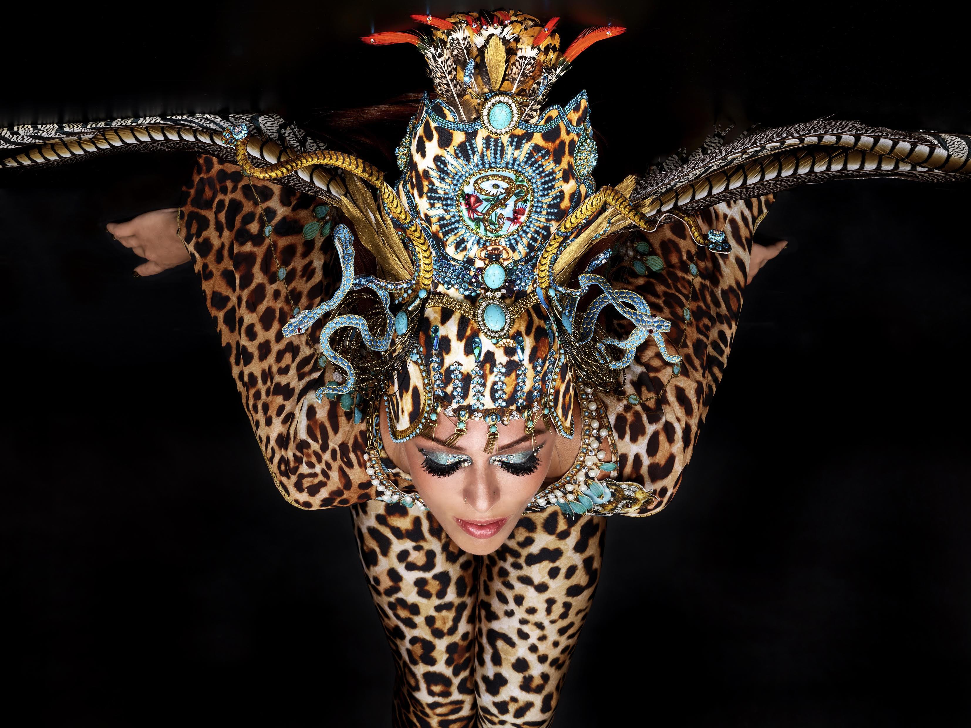Carnaval 2017: The Paradise e Sol Azulay lançam linha de acessórios festivos (Foto: Divulgação)