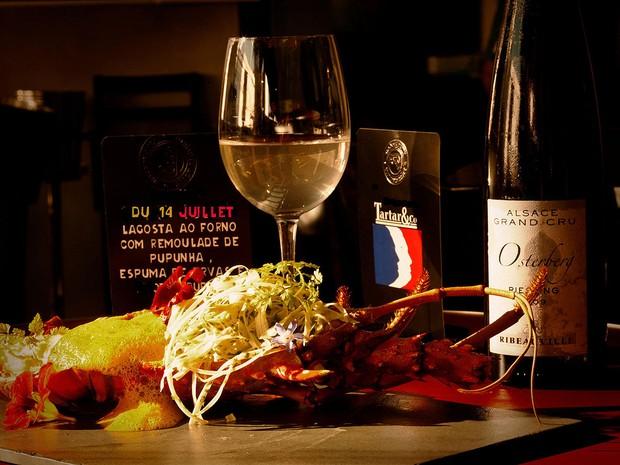 Restaurantes franceses trazem menus especiais poca for Restaurantes franceses