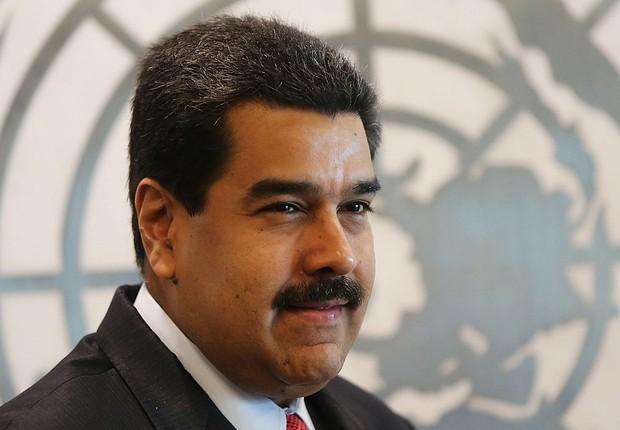 Nicolás Maduro, presidente da Venezuela (Foto: Spencer Platt/Getty Images)