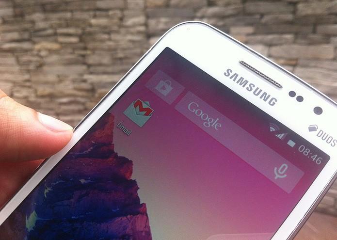Como enviar um e-mail com cópia oculta no Gmail pelo celular? (Foto: Marvin Costa/TechTudo)