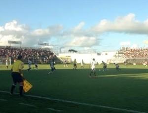 ASA x Botafogo-PB, em Arapiraca (Foto: Júnior Alexandre/divulgação ASA)