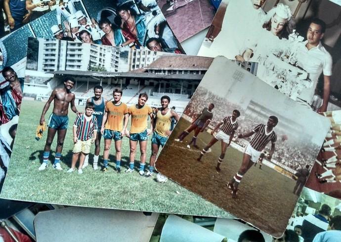 Casal 20 - Seleção Brasileira nas Laranjeiras (Foto: Matheus Frigols)