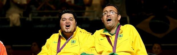 Amarradão paralimpíadas bocha (Foto: Getty Images)