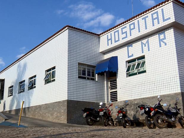 Ex-ministro Raupp segue internado em hospital de Baependi (MG) (Foto: Reprodução EPTV)
