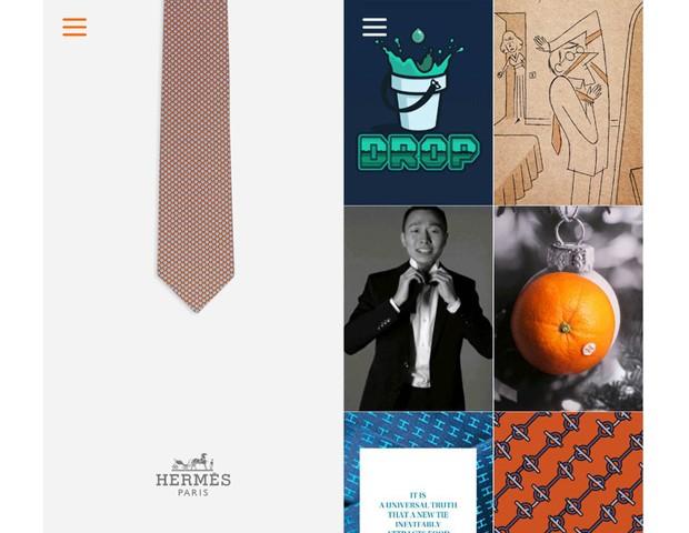 Herms cria aplicativo de moda masculina e entretenimento gq news app tie foto divulgao ccuart Choice Image