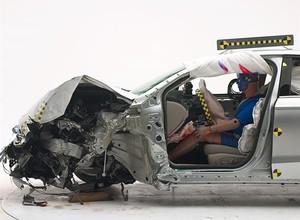 Ford Fusion entra para a lista de carros mais seguros dos EUA (Foto: Divulgação)