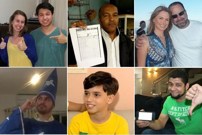 Palpiteiros que acertaram o placar de Brasil e Argentina