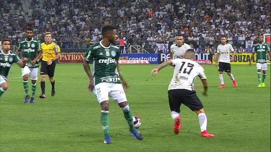 "Arana vibra com chance e analisa drible em Michel Bastos: ""Ficou bonito"""