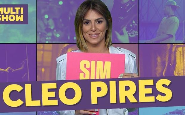 Cleo no TVZ