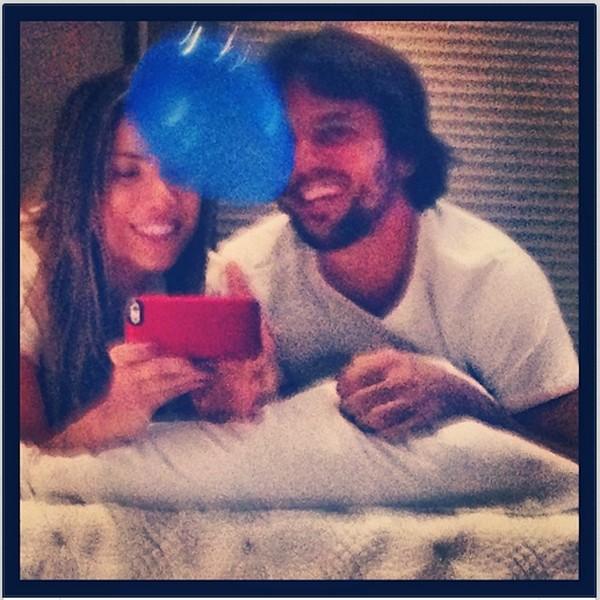 Patrícia postou outra foto em seguida (Foto: Reprodução/Instagram)