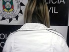 Mulher é presa com drogas sintéticas que seriam levadas para Gramado
