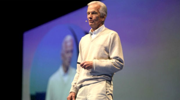 Jorge Paulo Lemann, empresário, durante Day 1, da Endeavor (Foto: Dennis Ribeiro/Endeavor)