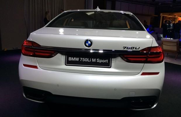 Novo BMW Série 7 é lançado no Brasil (Foto: Divulgação)