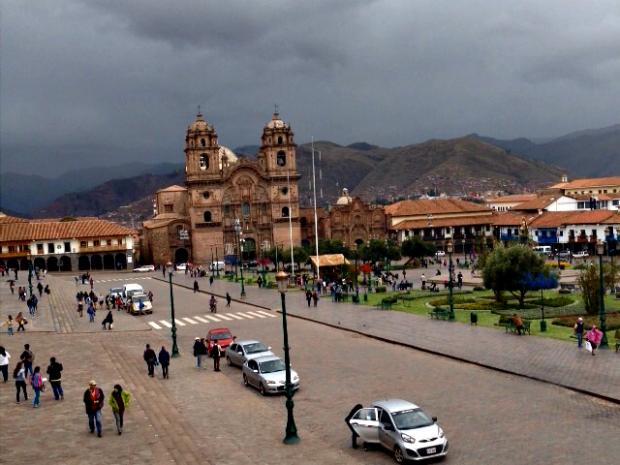 Beleza de Cusco atrai acreanos  (Foto: Arquivo pessoal)