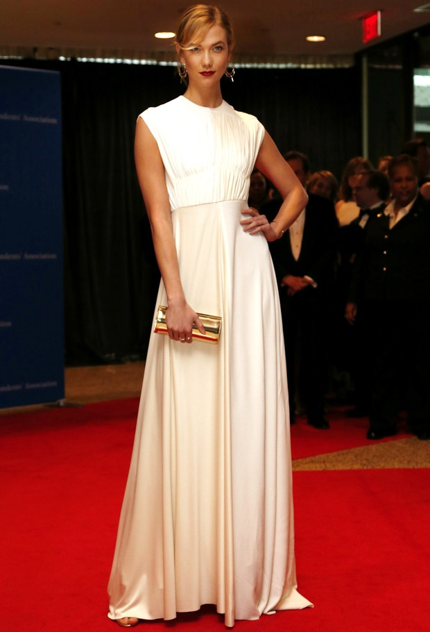 White House Correspondent's Dinner - Karlie Kloss (Foto: Getty Images)