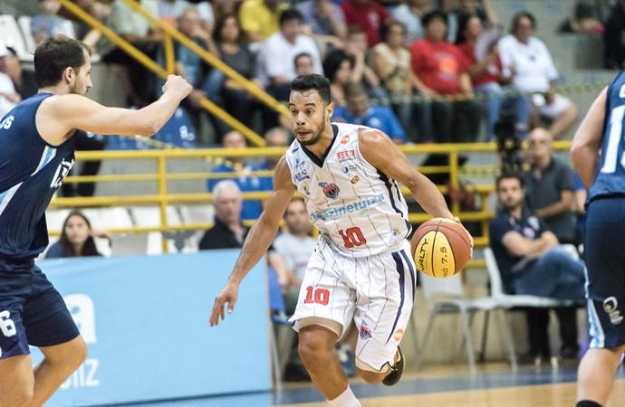 coelho franca basquete (Foto: Newton Nogueira/Franca Basquete)