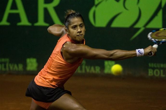 tênis, Teliana Pereira, Medellín (Foto: Divulgação)