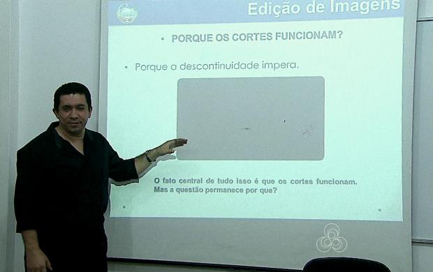 Principal tema abordado no último dia foi a edição de imagens (Foto: Bom Dia Amazônia)