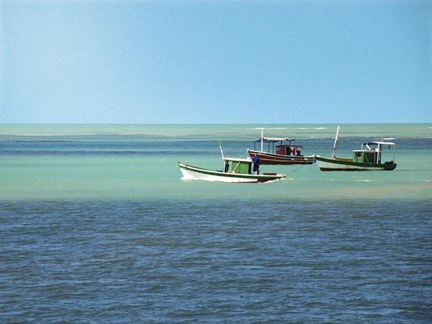 Um convite à simplicidade, com direito à prática da pesca (Foto: Divulgação)