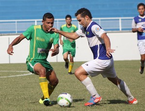 Acreano de Futebol Sub-19, no Florestão (Foto: Francisco Dandão/Arquivo Pessoal)