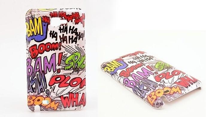 Capas com sons de HQs para Galaxy Note (Foto: Divulgação/MiniInTheBox)