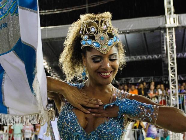 Muamba serviu como teste antes do Carnaval de Porto Alegre (Foto  Luciano  Lanes  b1df9d3c6b3c8