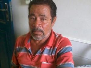 Nelson Rocha foi detido ao ir até uma delegacia fazer um BO. (Foto: Ascom/ PC-AL)