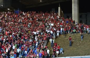 Empresas afirmam que houve invasão de torcedores no Flamengo x Inter