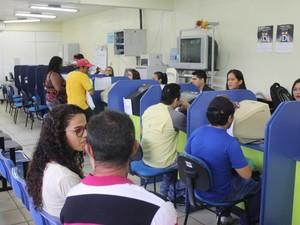 Sine (Foto: Divulgação/Setrabes)