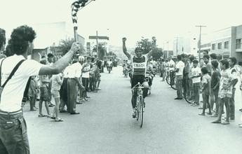 Goiano que rompeu barreiras no ciclismo terá história contada em livro