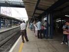 Jovens são suspeitos de agredir vigilantes em estação da CPTM
