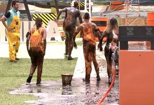 BBB às 12h42m do dia 09/02. (Foto: Big Brother Brasil)