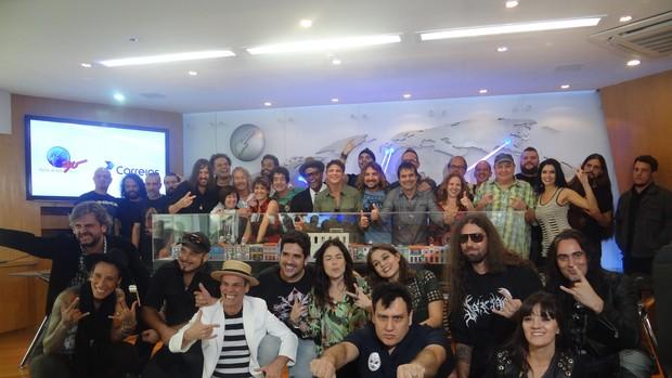 Rock in Rio anuncia atrações da Rock Street (Foto: Carolina Caldas/Gshow)