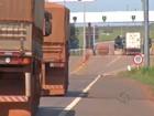 Cobrança de pedágio para caminhões vazios continua na MT-130