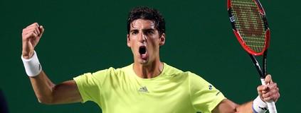 ATP: Bellucci está no top 60 (Cristiano Andujar/CBT)