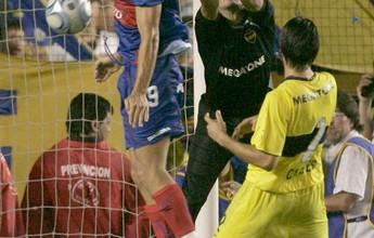 Goleiro falha e é substituído no jogo: relembre casos como o de Martín Silva