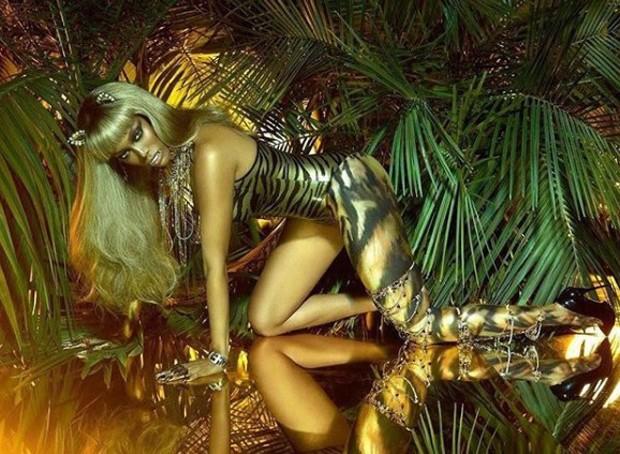 Tyra Banks (Foto: Reprodução/Paper Magazine)