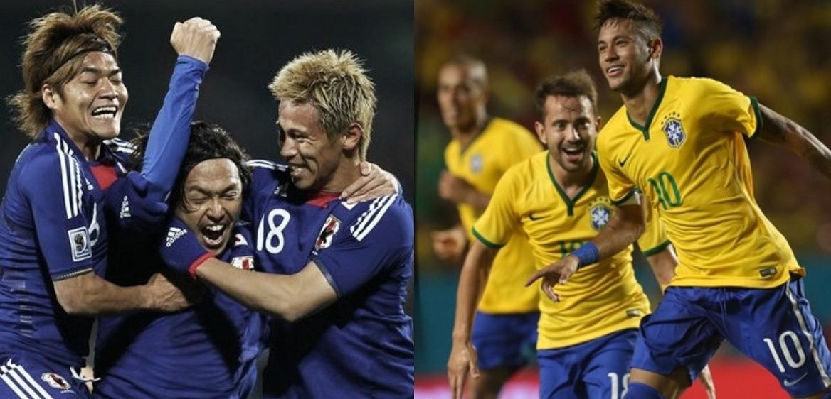 Seleção Brasileira vai fazer amistoso contra o Japão em Cingapura (Foto: divulgação)
