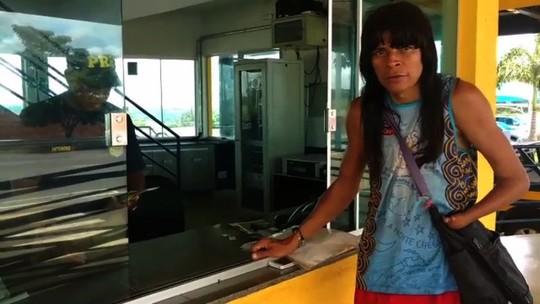Motorista nega ter expulsado índio Xavante de ônibus em Goiás, diz PRF