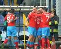 Napoli supera Sampdoria e emplaca quinta vitória seguida no Italiano